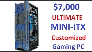 Download $7,000 ULTIMATE Mini-ITX Gaming PC In A Phanteks Evolv Shift Video