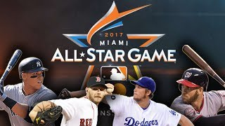 Download 2017 MLB ALL-STAR GAME STARTING LINEUPS! WHO GOT SNUBBED? Video