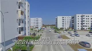 Download Apartamente cu 2, 3 si 4 camere in Bucuresti, GREENFIELD Baneasa! Video