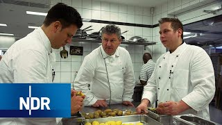 Download Spitzenköche unter Druck: Die Arbeit in einer Gourmetküche | 7 Tage | NDR Video