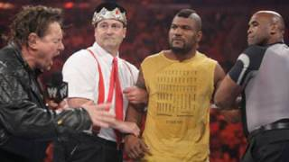 Download Raw: ″The A-Team″ engage in a ″rowdy″ encounter Video