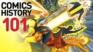 Download Who Are X-Men's The New Mutants? - Comics History 101 Video