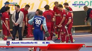 Download 1. Hallenhockey-Bundesliga Herren DHC vs. HTCU 06.01.2018 Highlights Video