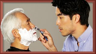 Download The Try Guys Shave Their Dads • Fatherhood: Part 4 Video