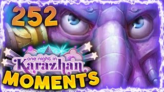 Download Hearthstone Karazhan Daily Funny and Lucky Moments Ep. 252 | Shifter Zerus MVP!! Video