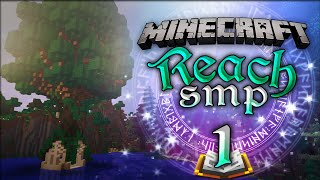 Download Minecraft: Reach Modded SMP - MAGICAL!! | Ep1 - Minecraft Modpack Video