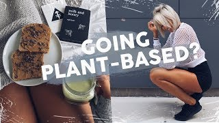 Download Going Plant Based? My Major Diet Changes Video