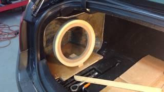 Download Lexus GS Fiberglass Subwoofer Box PART 1 Video