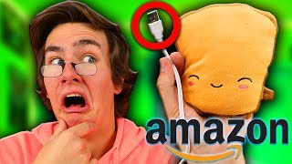 Download 5 WEIRD $25 AMAZON GADGETS Video