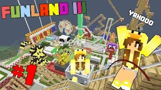 Download Minecraft funland III - สวนสนุกสุดหรรษา #1 zbing z. Video