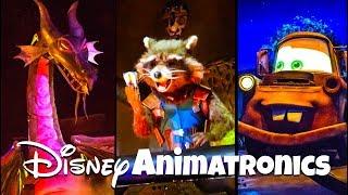 Download Top 10 Must See Animatronics at Disneyland! Video