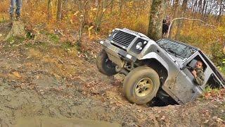 Download #30 Defender, Rover, Disco - [Rocks & Mud] Video