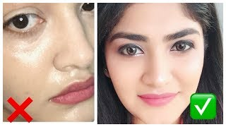 Download How to apply base make up for Indian skin ! Summer makeup| sweat proof Video