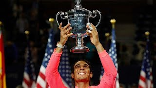 Download Nadal wins 3rd US Open and 16th Grand Slam Video