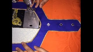 Download Latest neck design cutting and stitching with Piping Video