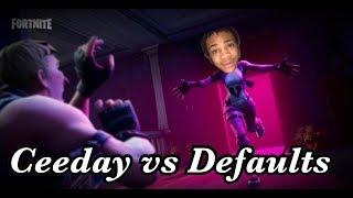 Download When ″Ceeday″ Encounters Default Skins.... (ORGINAL) Video