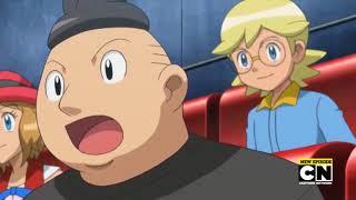 Download Ash vs Alain celý zápas Video