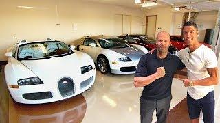 Download Cristiano Ronaldo's Cars VS Jason Statham's Cars ★ 2018 Video