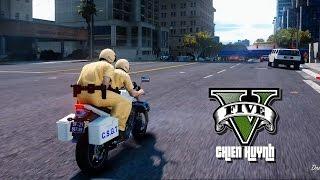 Download Game GTA 5 MOD - Cảnh sát giao thông tuần tra và xử lý lỗi trong thế giới ảo Video