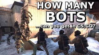 Download How Many Bots can CS:GO Support? Video
