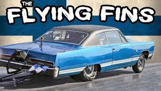Download Twin Turbo Plymouth VIP from FINLAND Video
