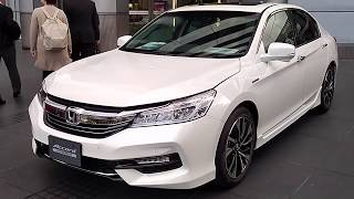 Download In Depth Tour Honda Accord CR Facelift Hybrid JDM - Indonesia Video