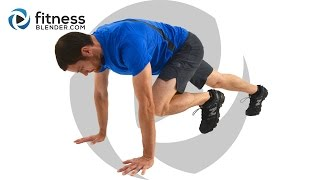 Download 15 Minute HIIT Metabolism Booster - Total Body and Abs HIIT Workout Video