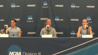Download 2018 NCAA Division III Field Hockey Championship Semifinals - Johns Hopkins University Video