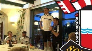Download Luke Shaw's birthday speech! Video