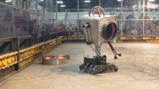 Download 120 lbs Pass the Butter Robot Rick and Morty with flamethrower Video