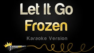 Download Frozen - Let It Go (Idina Menzel) (Karaoke Version) Video