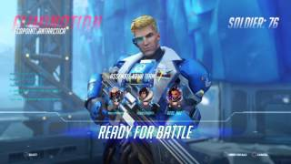 Download Overwatch 3v3 elimination gameplay feat 1v3 clutch Video