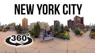 Download 4K 360° Video New York City Video