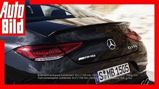 Download Mercedes-AMG CLS 53 (2018) Erster offizieller Trailer Video
