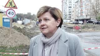 Download Капітальний ремонт вул. Миколайчука: 400 м вже прокладено, до кінця року прокладуть 900 м Video