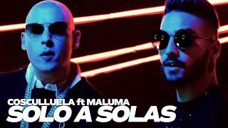 Download Cosculluela - Solo A Solas (feat. Maluma) I Video Oficial Video