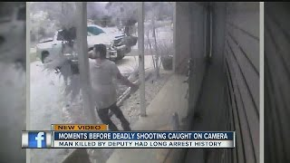 Download Moments before deadly shooting caught on camera Video