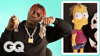 Download Lil Yachty Shows Off His Insane Jewelry Collection | GQ Video