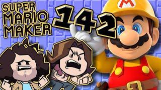 Download Super Mario Maker: Real Anguish - PART 142 - Game Grumps Video