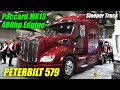 Download 2016 Peterbilt 579 Truck with Paccar MX 13 480hp Engine - Exterior, Interior Walkaround-2015 Expocam Video