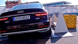 Download AUDI A8 (2018) The Most High-Tech Car Ever? – DEMONSTRATION Video