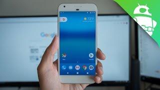 Download Google Pixel XL Initial Review Video