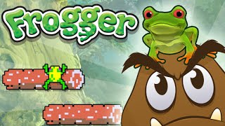 Download Frogger - The Lonely Goomba Video