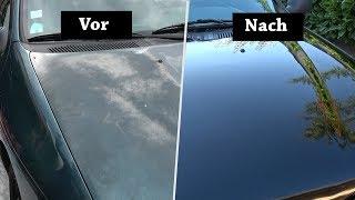 Download Auto malt sich zu Hause - Auf Wiedersehen hässliche Farbe!🚨 Video