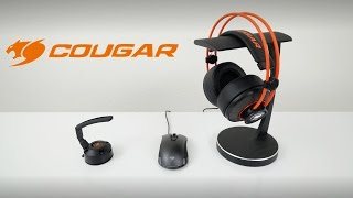 Download Cougar Gaming Gear | Overview Video