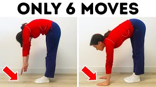 Download The Only 6 Stretches You Need to Become Flexible Video