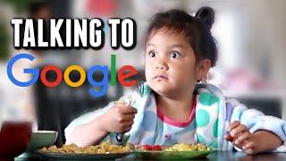 Download Miya Talks to Google Home - itsjudyslife Video