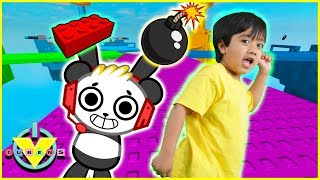 Download Roblox Pals Brick Battle Let's Play with VTubers Ryan Vs Combo Panda Video