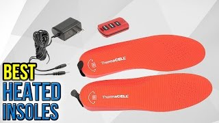 Download 8 Best Heated Insoles 2017 Video