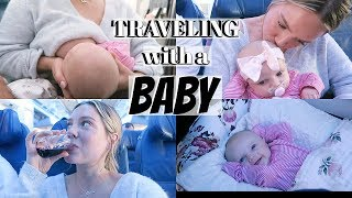 Download FLYING WITH A BABY || TIPS & TRICKS || Elanna Pecherle Video